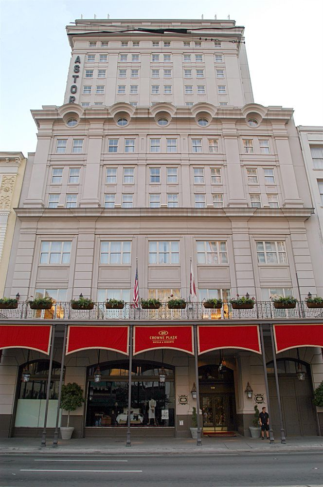 Astor Crowne Plaza New Orleans With Images New Orleans Hotels