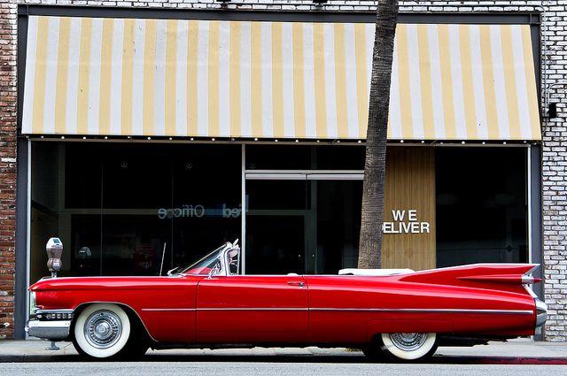 1959 Cadillac | Flickr: Intercambio de fotos