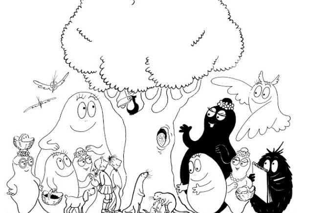 Barbapapa Family
