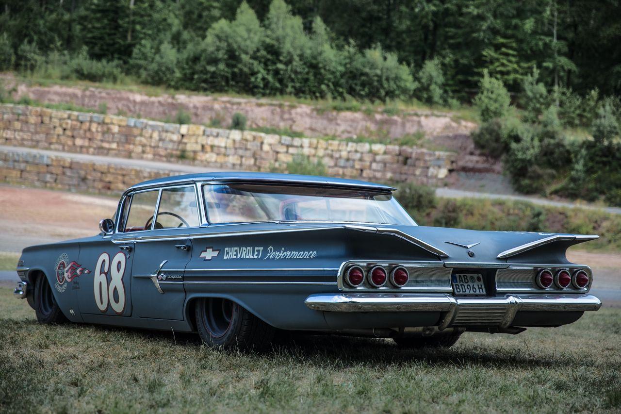 1960 Chevrolet Impala Car Guys Nascar Race Cars Chevy