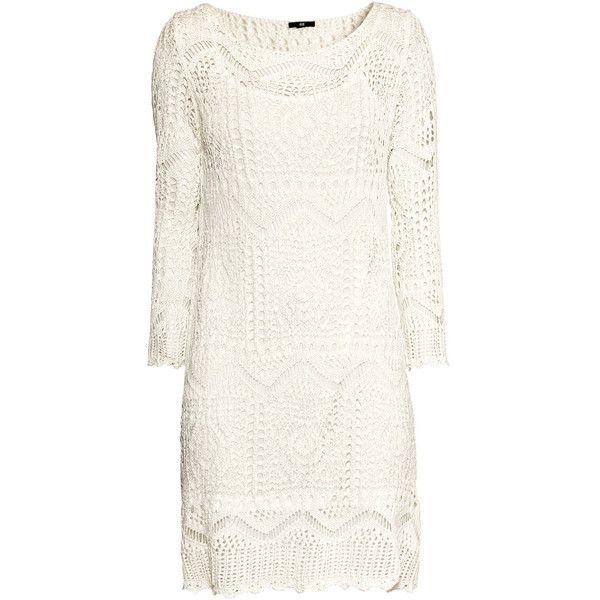 witte jurk.