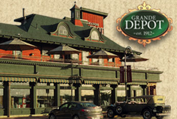 The Grande Depot Food Home Goods Store In St Cloud Mn In 2020 Home Goods Store Depot Home Goods