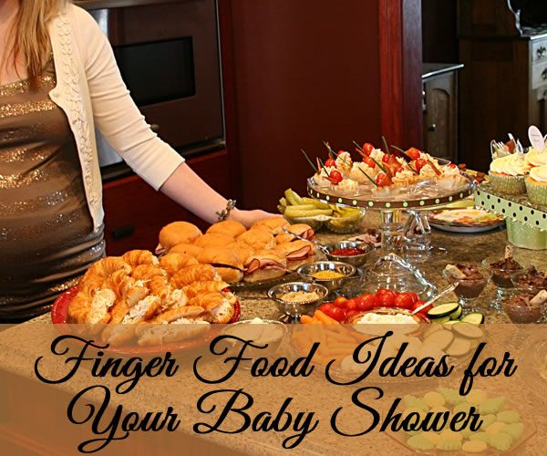 Fall Wedding Finger Foods: Everyone Loves Finger Foods, Especially At A Party. Guests