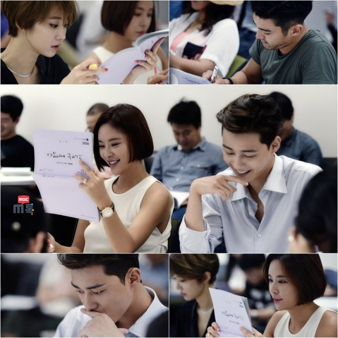 FIRST LOOK: She Was Pretty, starring Hwang Jung Eum, Park Seo Joon, and  Choi Siwon
