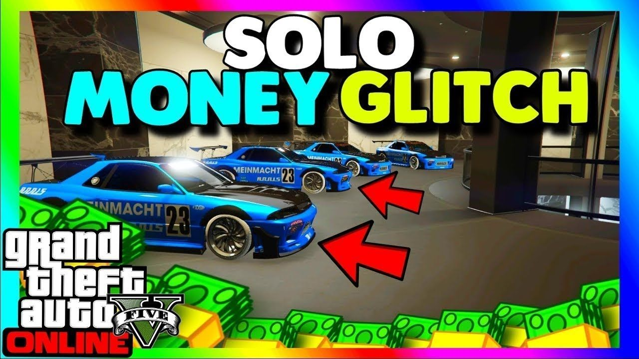 GTA 5 SOLO MONEY GLITCH - *EASIER* CAR DUPLICATION GLITCH *WORKING