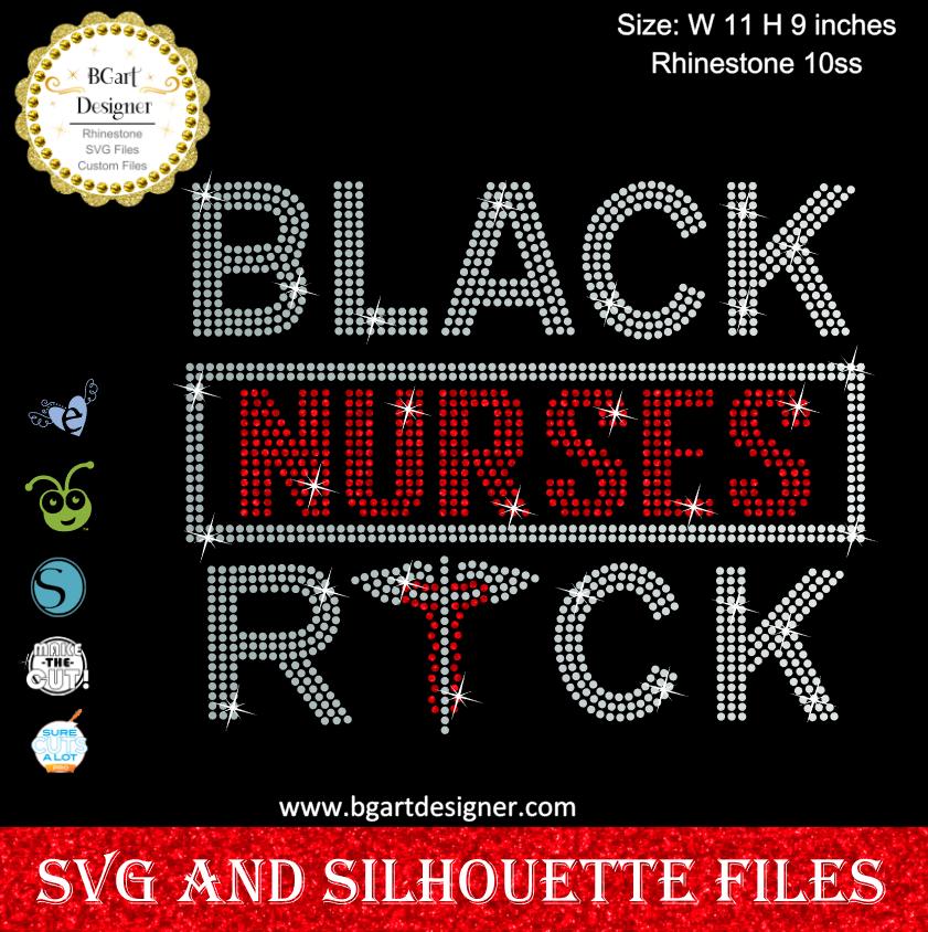Black Nurses Rock Free black girls, Vinyl quotes
