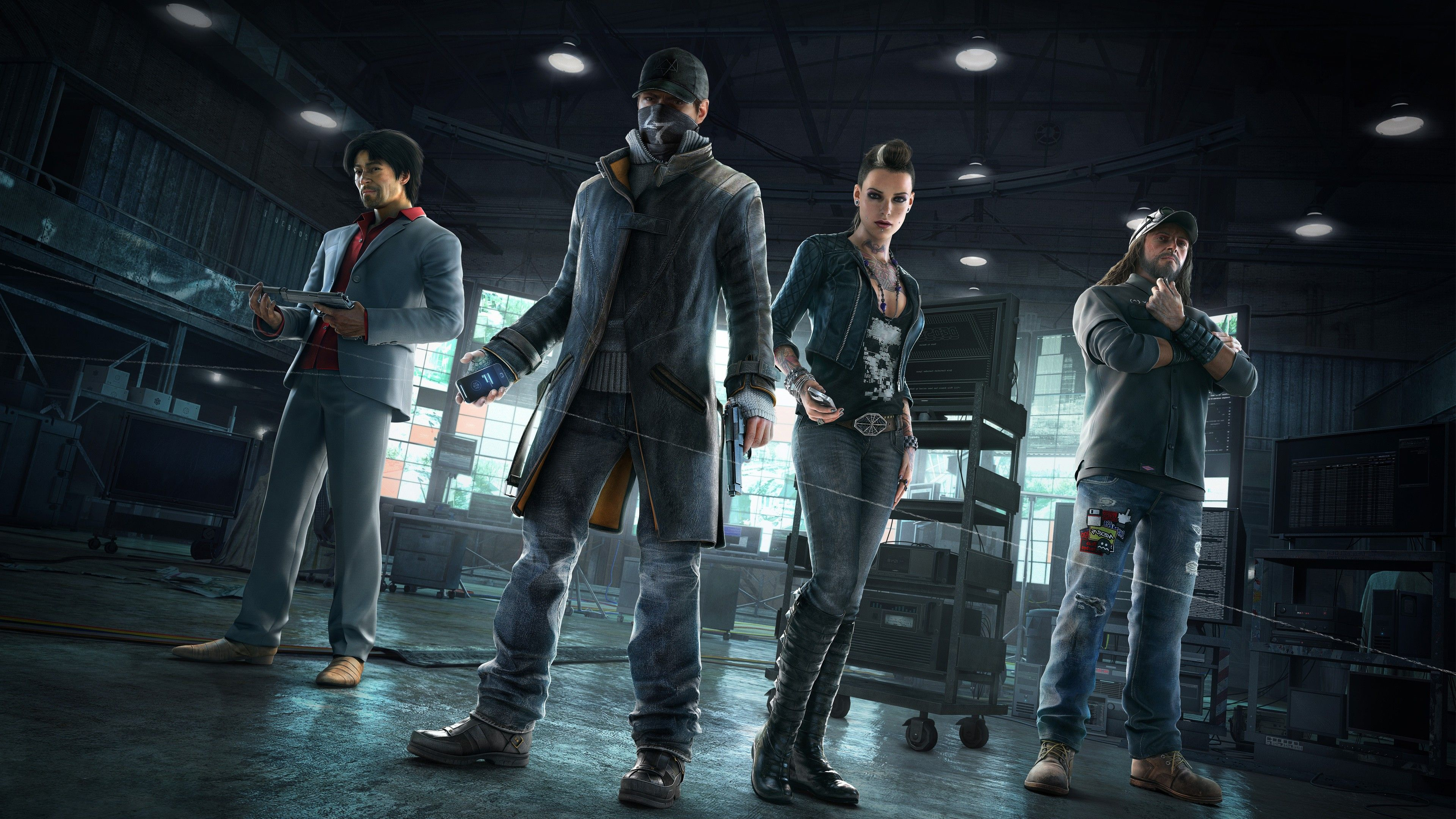 Watch Dogs 2 4k Hd Wallpapers Watch Dogs Pc Games Wallpapers Dog Wallpaper