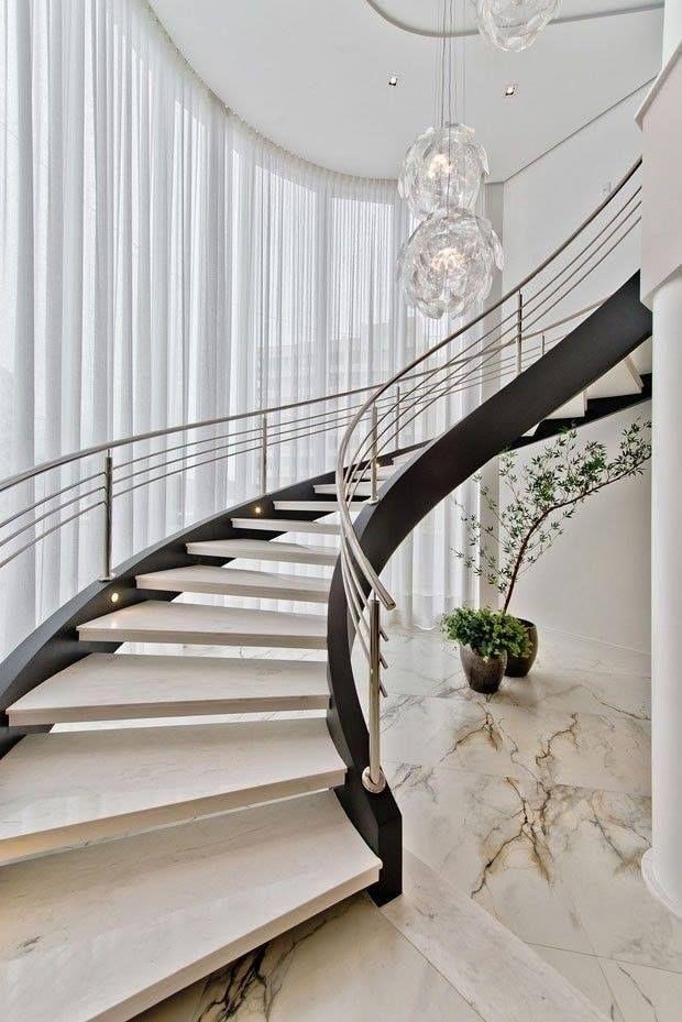 Unique Granite Staircase Design Ideas That Will St