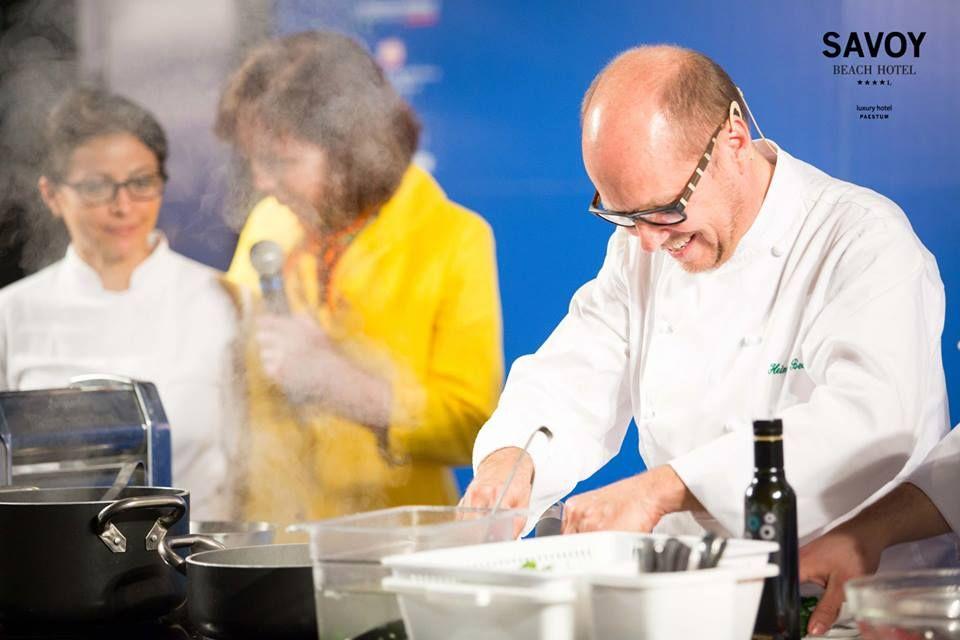 Chef Heinz Beck Ristorante La Pergola (Roma) // Le