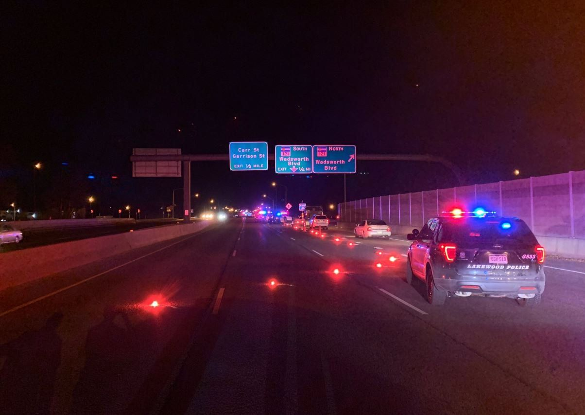 Westbound 6th avenue freeway reopens following closure due