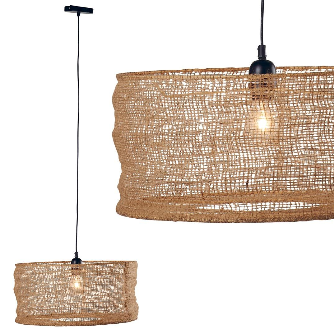 elegant suspension en toile de jute with luminaire cocktail scandinave. Black Bedroom Furniture Sets. Home Design Ideas