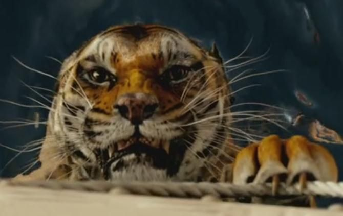 life of pi richard parker and Richard parker, pi's companion throughout his ordeal at sea, a 450-pound royal bengal tiger unlike many novels in which animals speak or act humanly, richard parker is described by the author and pi as a real animal that acts in ways true to his species.