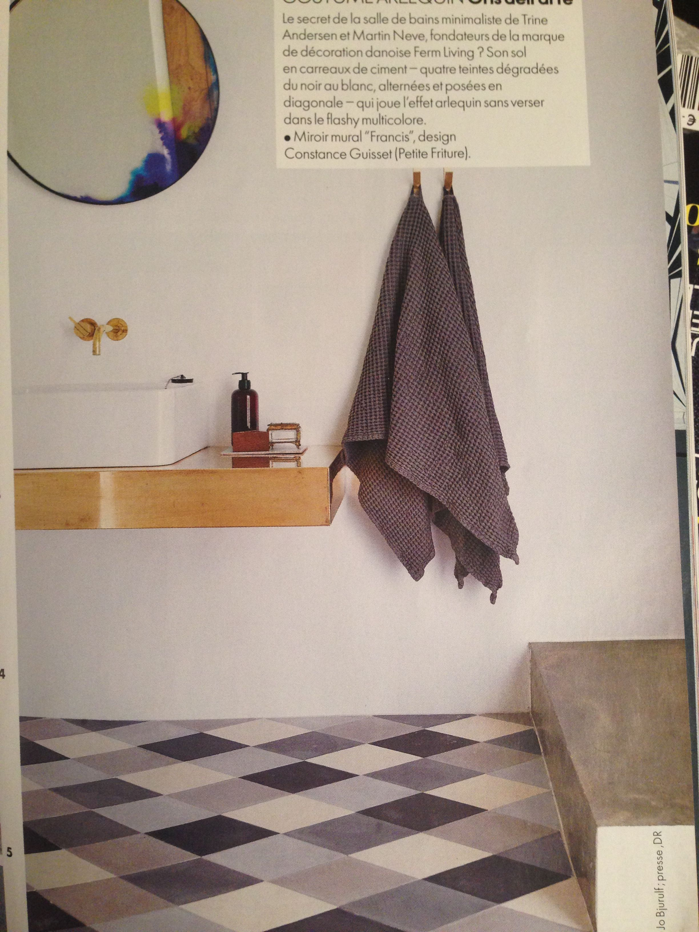 Carrelage Arlequin - Wallpaperzen.org