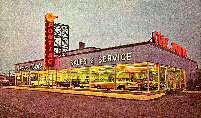 Dave Cole Pontiac 1959, Camden, New Jersey Pontiac