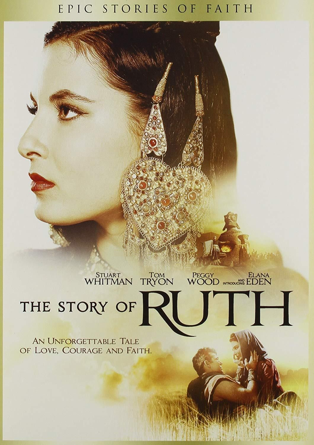 Story Of Ruth, The The story of ruth, Really good movies