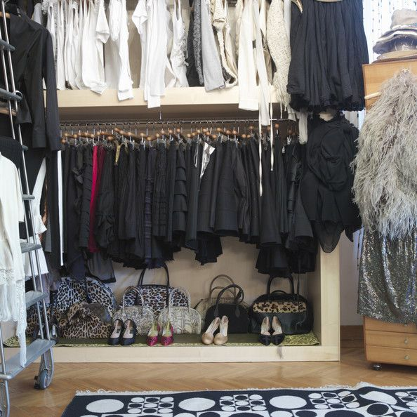 Closet Photos - I could live this way. You? #MexicanWoman @donveynor