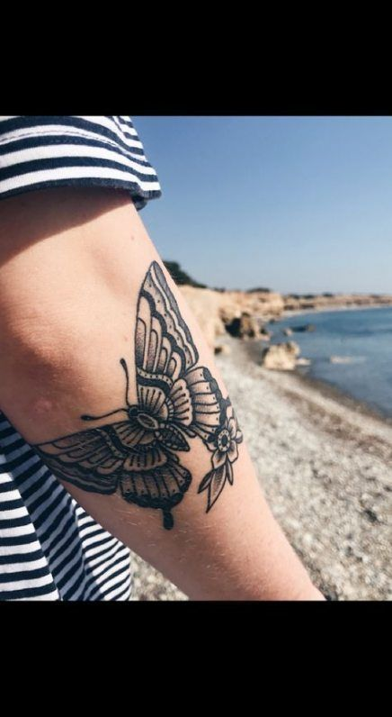 47+ ideas tattoo traditional butterfly tat for 2019