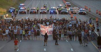 Washington Post Columnist Praises Black Lives Matter's Blocking of Roads and Highways