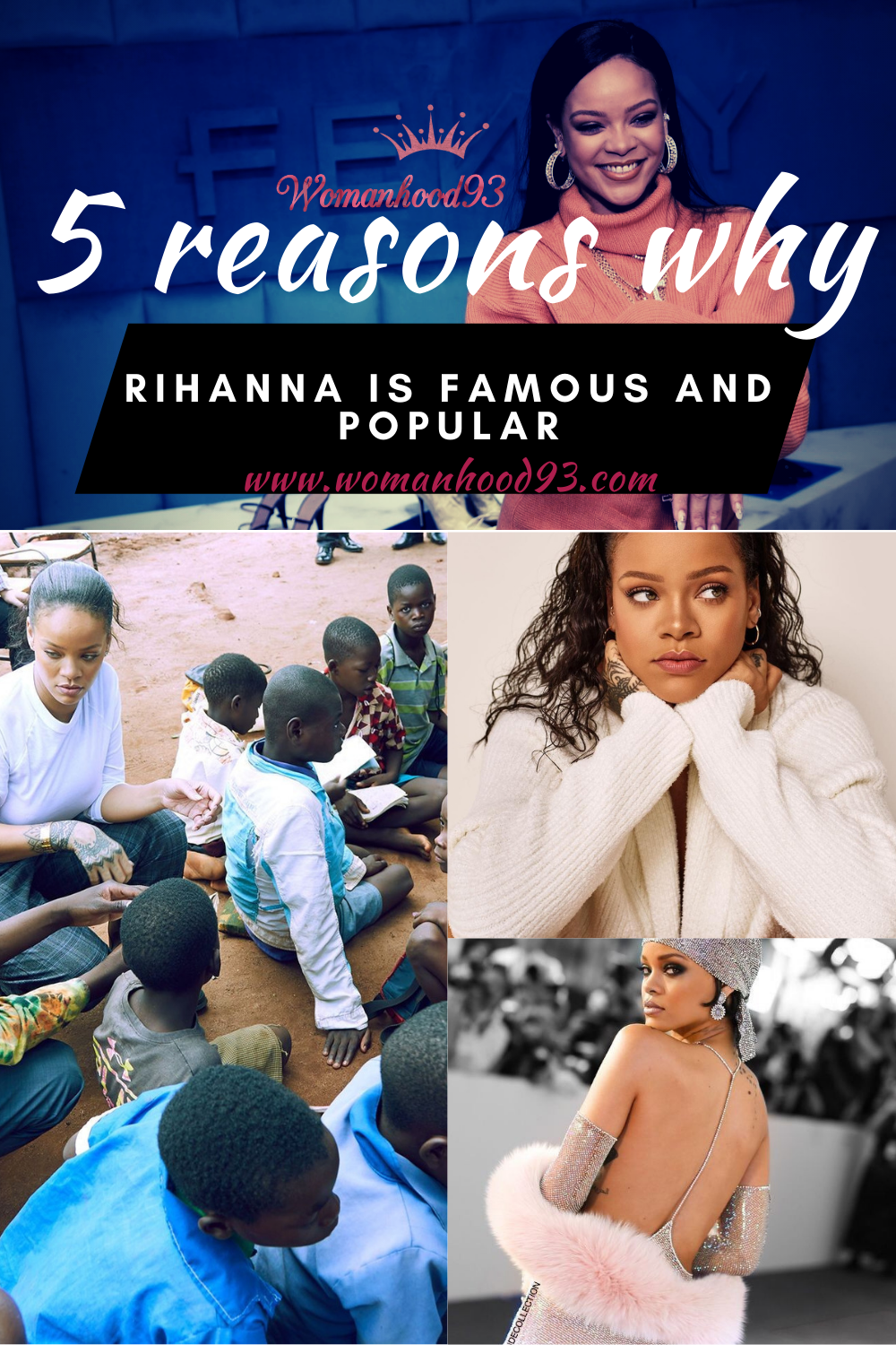 Why is Rihanna so popular  There is so much to say about Robyn Rihanna Fenty and certainly there is still so much to be expected from her Her fans can surely attest to th...