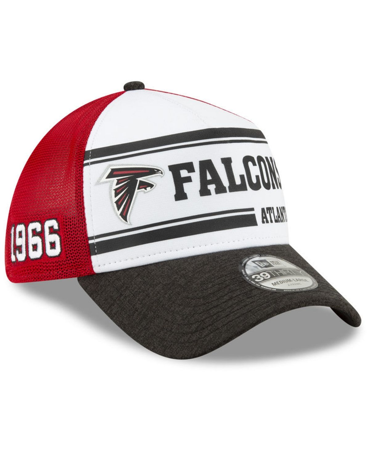 Sideline Home Atlanta Falcons New Era Snapback Cap