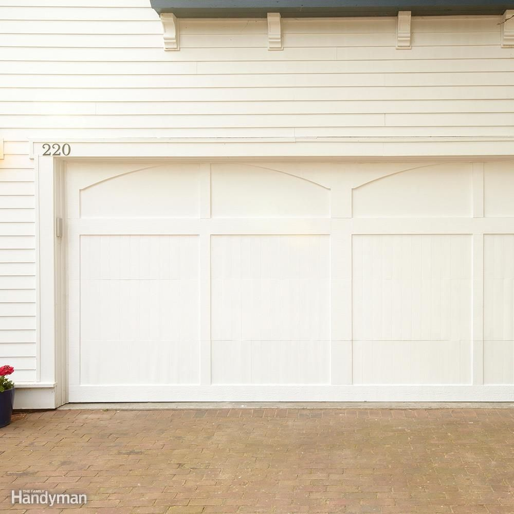 11 Ways To Give Your Garage A Makeover With Images Garage Doors Garage Makeover Garage Door Design