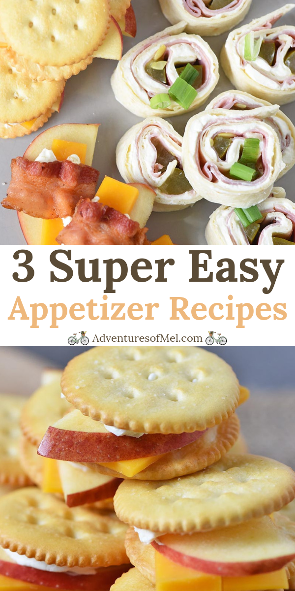 3 Quick And Easy Appetizer Recipes For A Crowd Perfect For A Holiday Party Simple Savory Finger Finger Foods Easy Appetizers Easy Finger Food Appetizers Easy