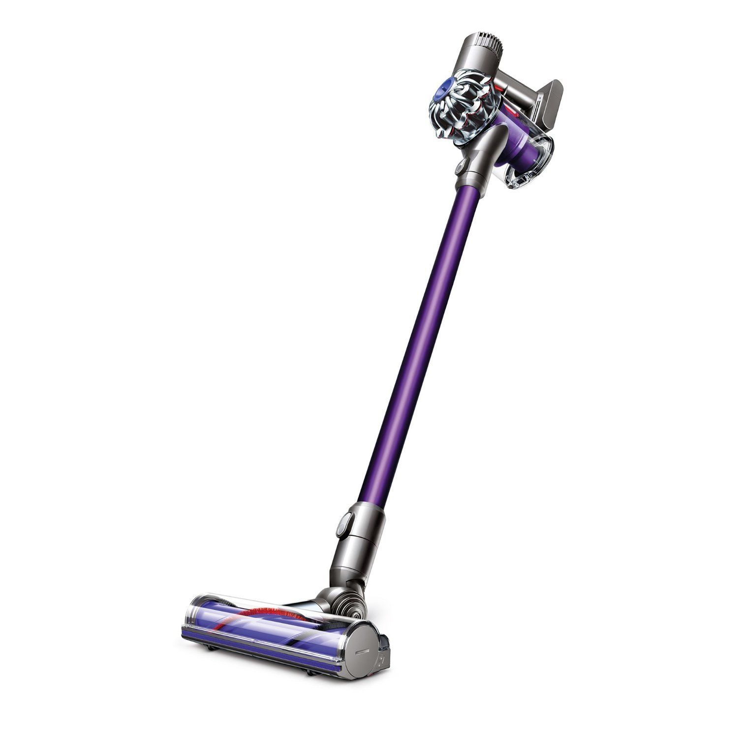 Dyson V6 Animal Cordless Vacuum Purple Renewed Canister Vacuums Central Vacuum Systems Handheld Vac In 2020 Cordless Vacuum Cleaner Handheld Vacuum Cleaner Dyson V6