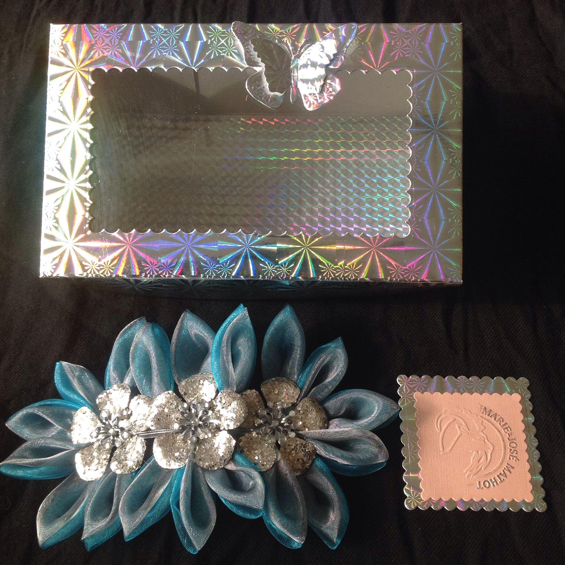 Scorpal doos passend voor mijn Kanzashi tbv Japanmarkt