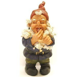 Pointing Gnome Kabouter
