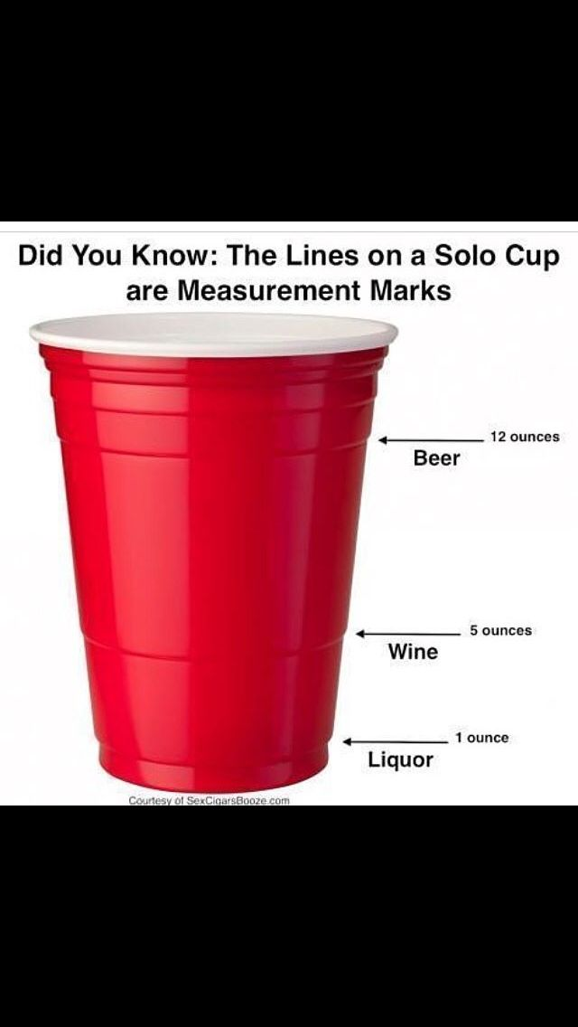 Red solo cup!!!