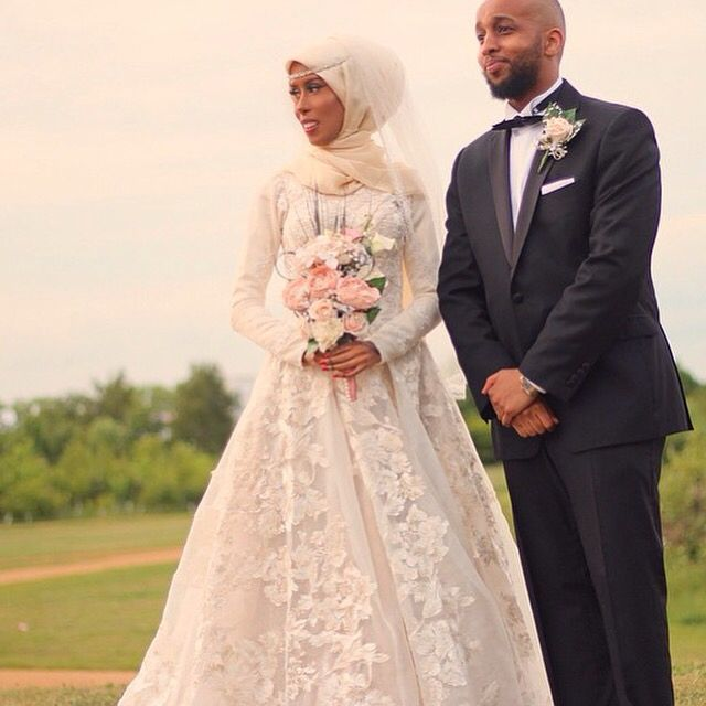 BasmaK wedding how gorgeous is she! ️Mashallah !