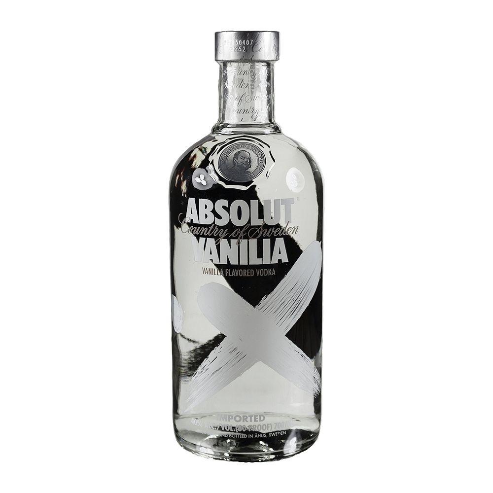 Absolut Vanilla Vodka 70cl Absolut Vanilla Vodka Vanilla Vodka