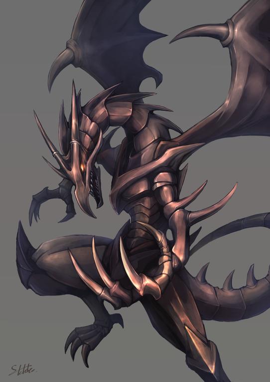 Red Eyes Black Dragon Yugioh Yugioh Monsters Yugioh Dragons Black Dragon