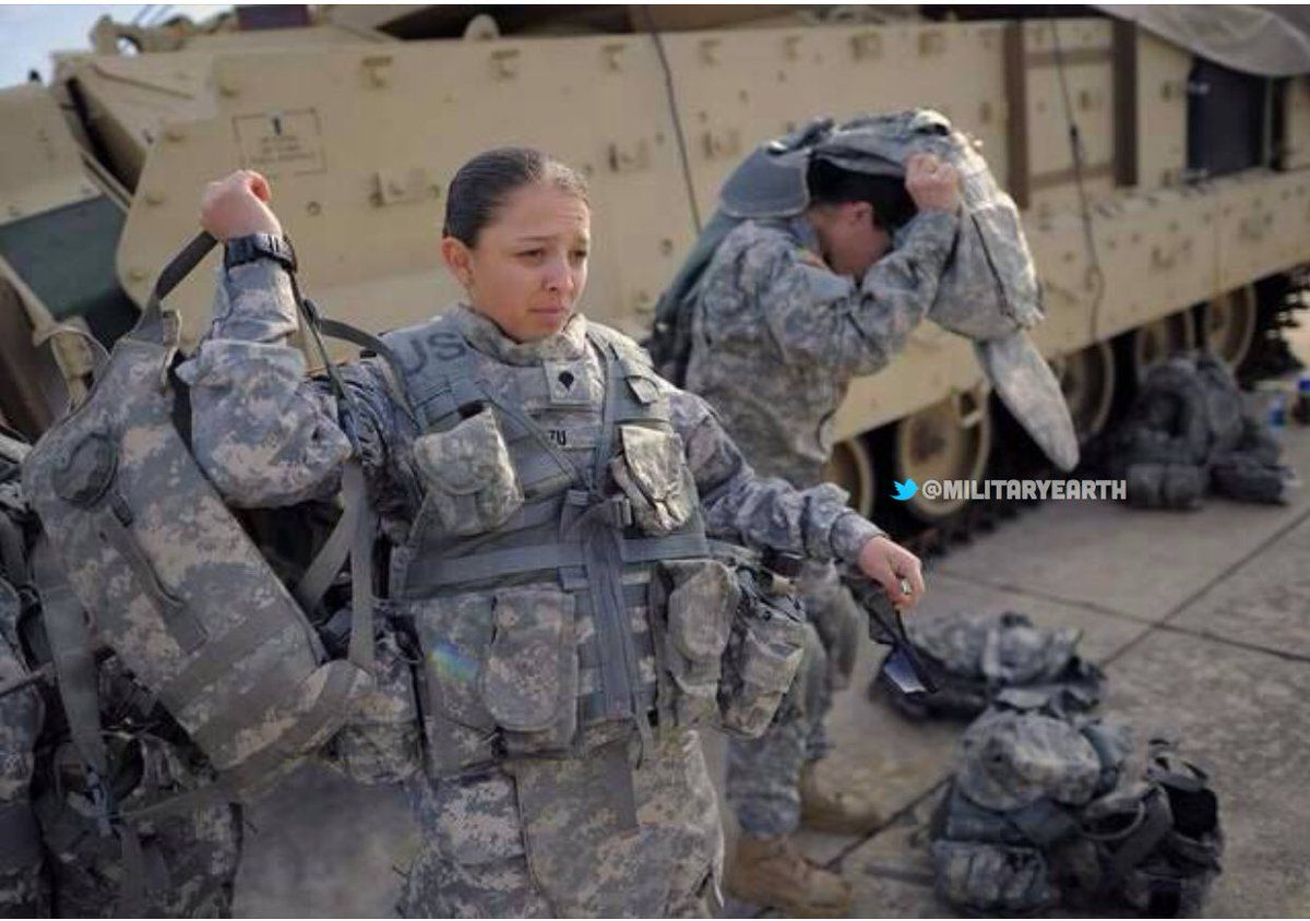 Military Earth MilitaryEarth Not all women wear pearls