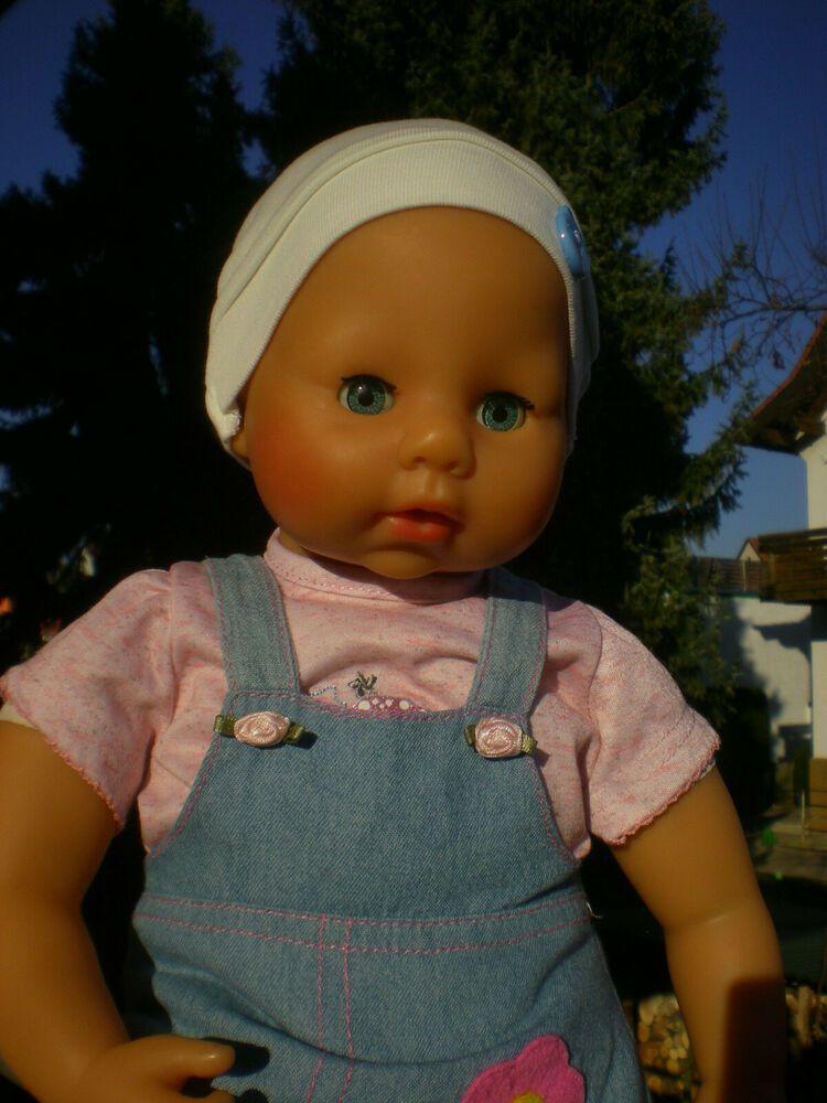 Zapf Puppe Baby Annabell 46 cm 1998 + viel Zubehör ...