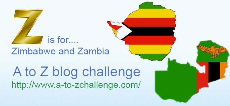 How did we end the #AtoZChallenge? With Zambia & Zimbabwe, of course! http://bit.ly/1NJiOPY  #edchat #TeachTM