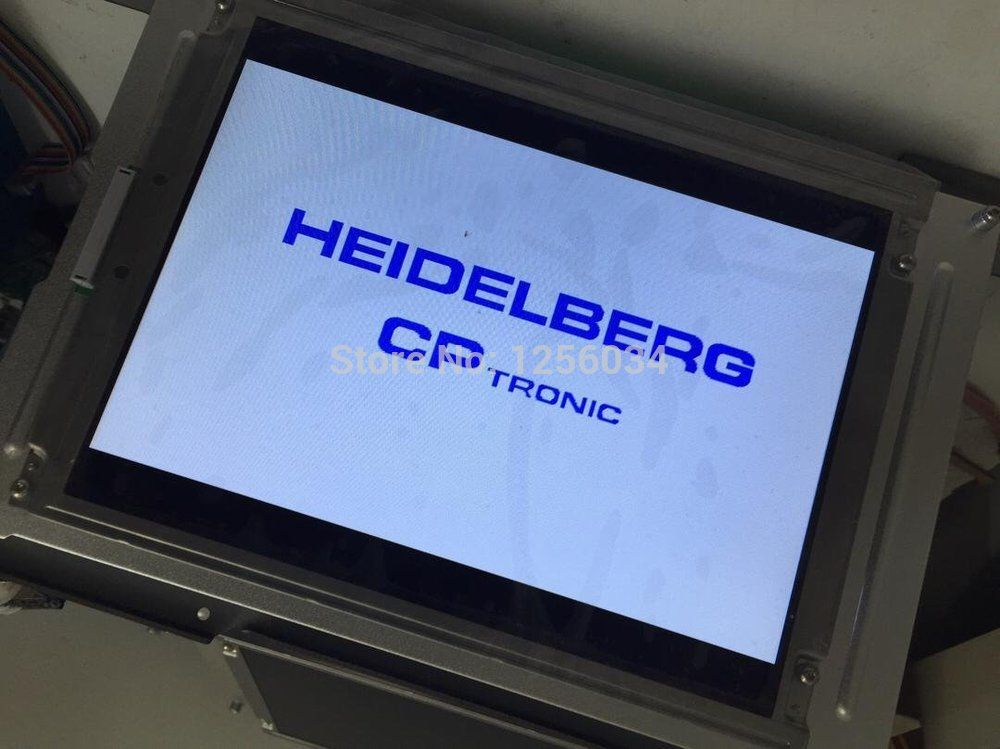 $595.00 (Buy here: http://appdeal.ru/est7 ) high quality 12 months warranty printing display screen, HEIDELBERG CP Tronic display MV.036.387, 00.785.0353 for just $595.00
