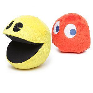 Pac-Man Plush With Sound