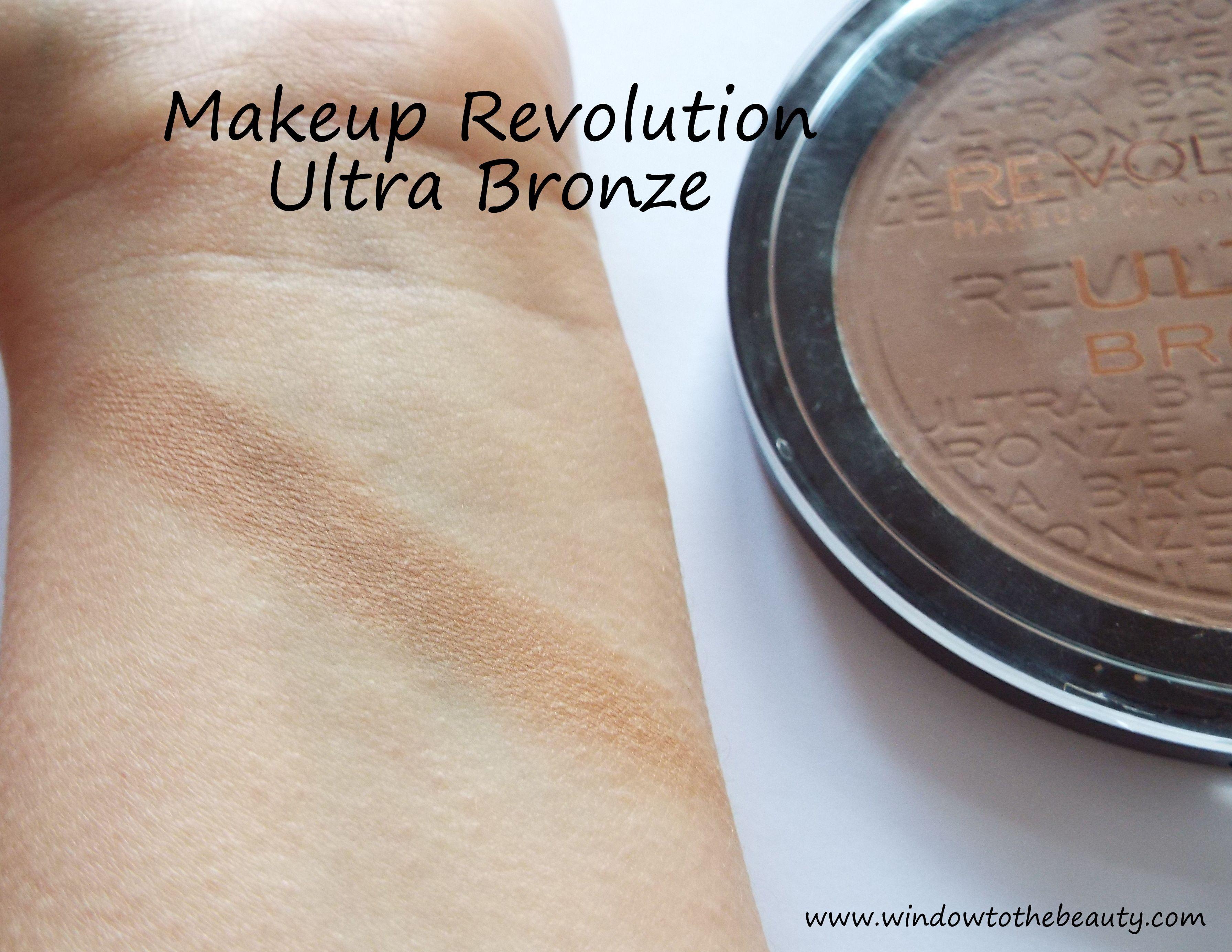 Makeup Revolution Ultra Bronze Makeup revolution, Makeup