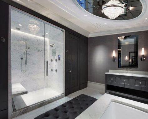 High End Bathrooms Inside Cool Bathroom Design GylesHomes Custom High End Bathroom Designs