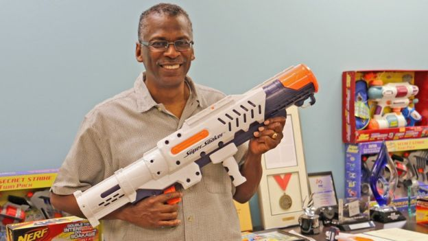 Super Soaker and Nerf toys inventor Lonnie Johnson