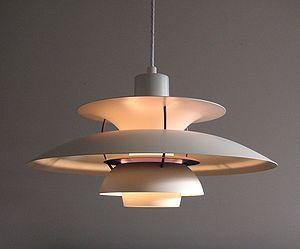 Verbazingwekkend Deens design lamp | Plafondlamp, Plafondverlichting UH-69