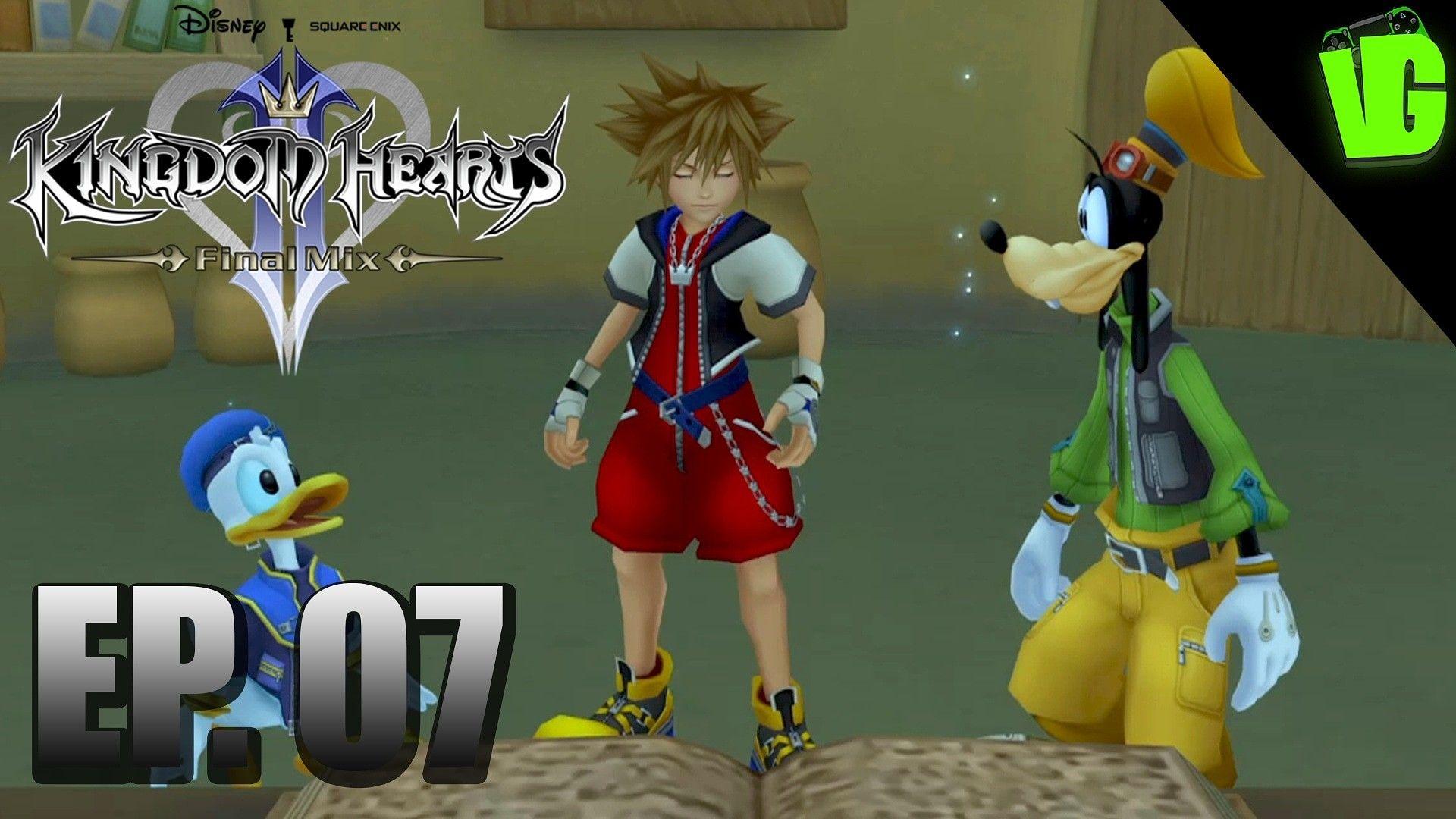 Pin On Kingdom Hearts 2