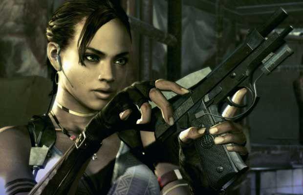 Sheva Alomar From Resident Evil 5 Resident Evil Resident Evil