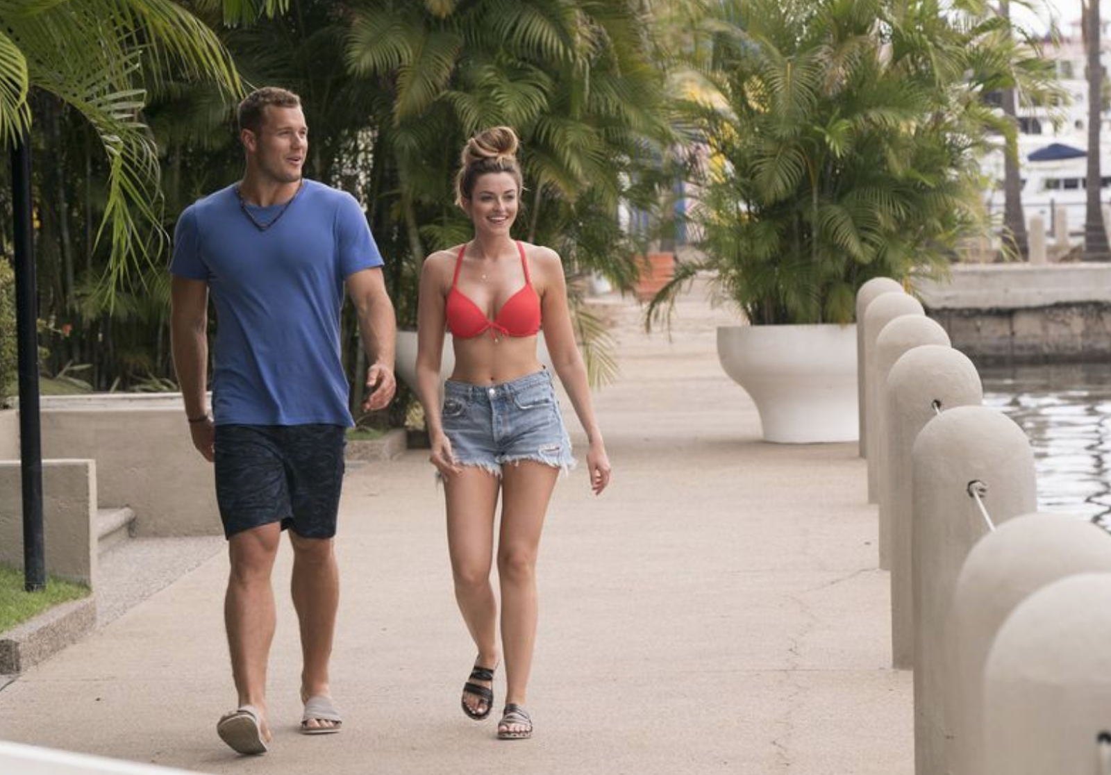 Bachelor In Paradise 2018 Spoilers Episode 1 Teases Tia Colton Reunion Bachelor Colton Paradise