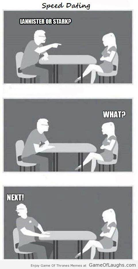 Funny speed dating skit