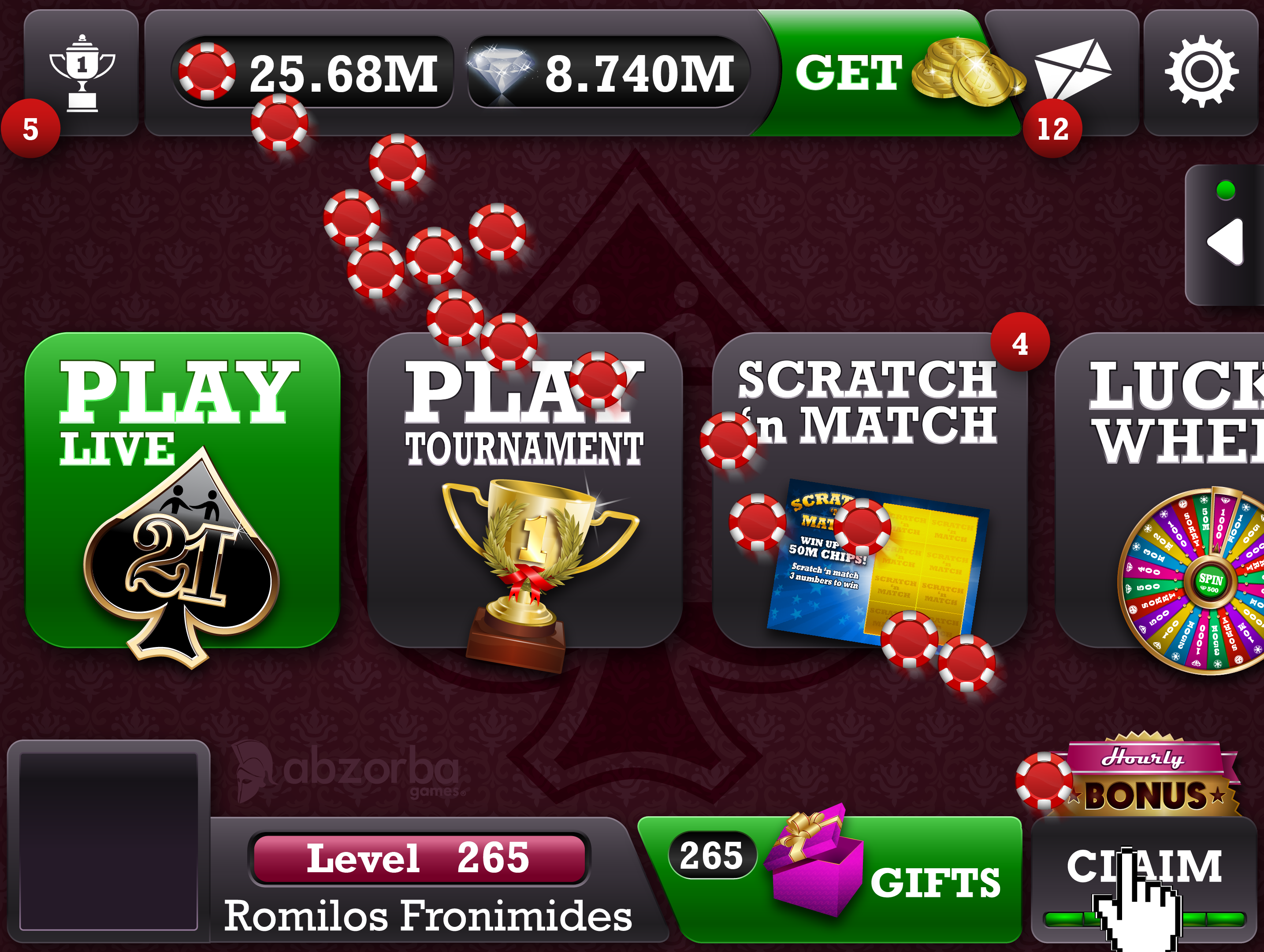 Bbling, bbling. Live Blackjack free download ios