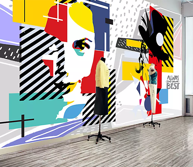 Customize Wall Mural