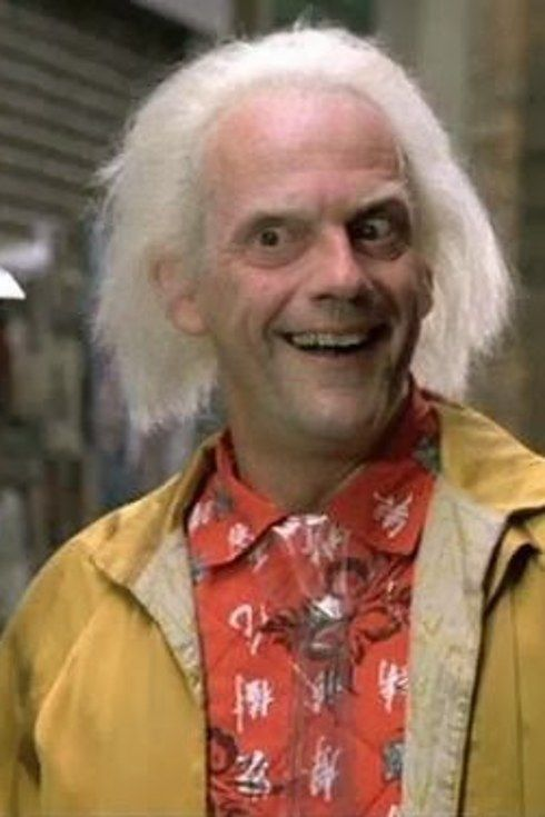 This Is What The Cast Of Back To The Future Part Ii Looks Like