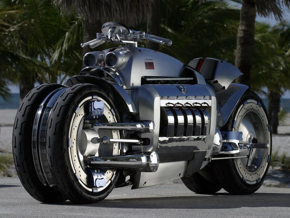 Dodge Tomahawk Concept Viper Motor Tomahawk Motorcycle Concept